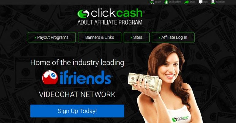 Click Cash - Affiliate Program