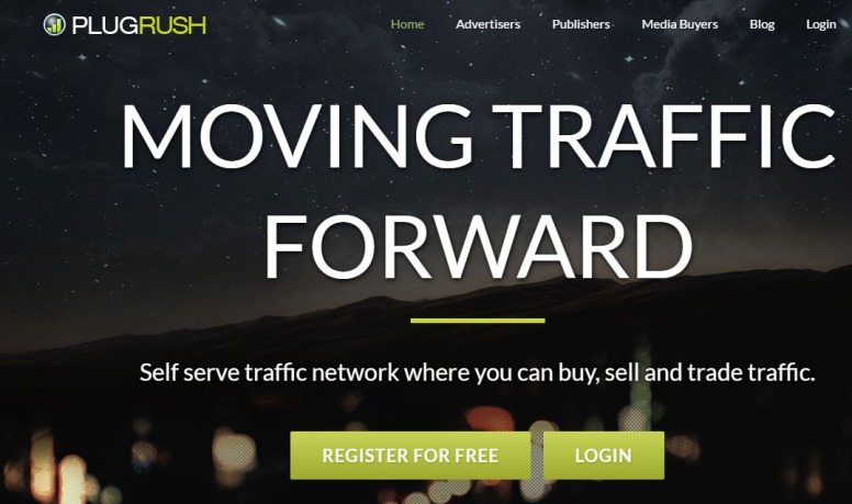 Plug Rush - Popunder Network